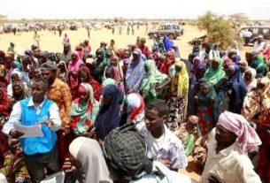 U.S. provides school materials to displaced children in Ethiopia