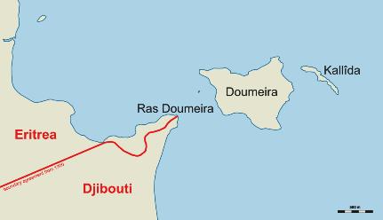 Djibouti, Eritrea set to resolve border dispute