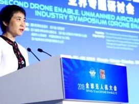 Organization stresses need for safe drones' air traffic integration