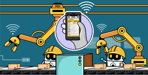Industrial Internet of Things: Connecting machines, people and data