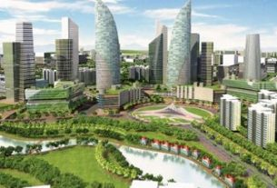 A blueprint for Africa's future cities