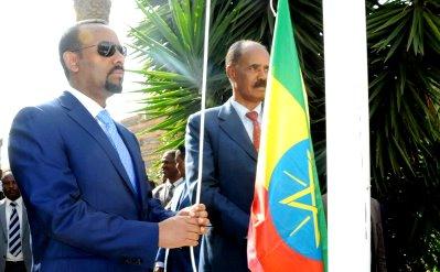 Ethiopia reopens embassy in Asmara