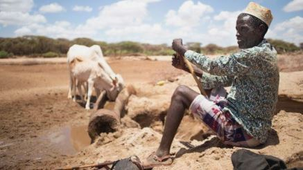 African countries get climate risk financing, insurance