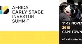 Cape Town to host Africa's early stage investor summit