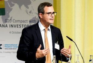 IFC applauds Ghana's business climate