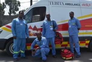 First private ambulance service in Ethiopia celebrates 10th anniversary