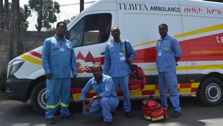 First private ambulance service in Ethiopia celebrates 10th anniversary