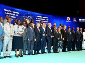 Turkey Africa strengthening economic, business ties