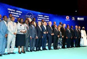 Turkey Africa strengthening economic, business ties