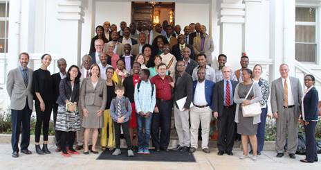 United States brings scholars to support education in Ethiopia