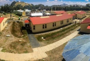 U.S. finances construction of three health centers in Ethiopia