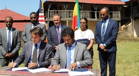U.S. finances Ethiopia's historic sites restoration