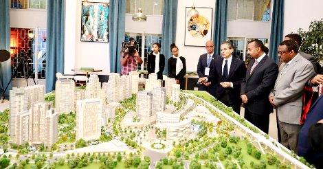 UAE company to facelift Addis Ababa