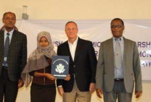 U.S. Embassy launches English language program in Ethiopia