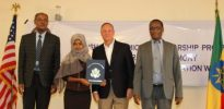 U.S. Embassy launches English language program in Ethiopia