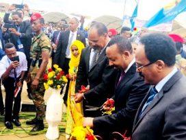 Leaders welcome end of UN sanction on Eritrea