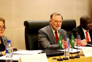 African Union, United States officials met in Addis Ababa