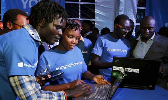 Mastercard launches new fund for young Africans