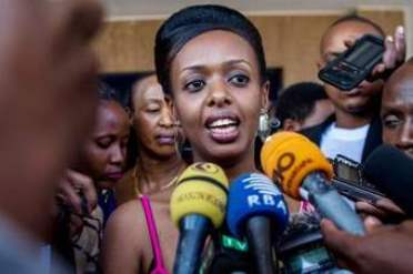 Amnesty urges Rwanda to drop charges against a would-be presidential candidate