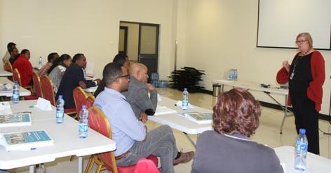U.S. supports laboratory leadership training in Ethiopia