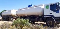 Two fuel filled trucks captured leaving Ethiopian border