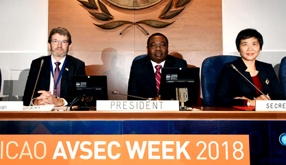 Aviation Security Week discusses responses to terrorist mobility, emerging threats