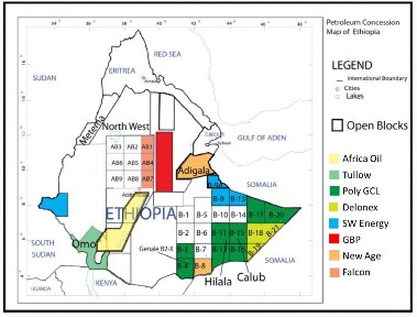 Ethiopia to auction second crude oil production project