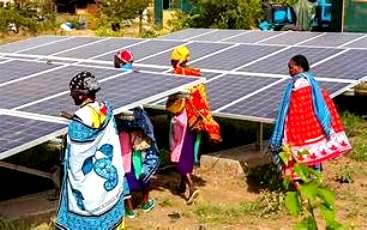 Kenya secures funding for solar energy development