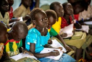 UNICEF to build schools for refugees in Ethiopia