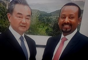 China expresses support to Ethiopia's reform