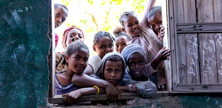 Reports finds 36 million poverty hit children in Ethiopia