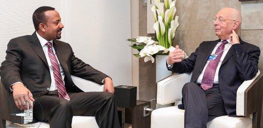Ethiopia to host 2020 World Economic Forum