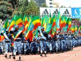 Ethiopia police caught criminals in police uniform