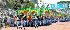 Ethiopia police caught criminals in police uniform