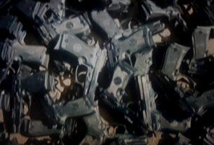 Ethiopia confiscates 498 pistols in Bahir Dar
