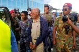 Prosecutor charges against Ethiopia's military company head