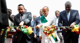 Ethiopian inaugurates hotel, airport in Addis