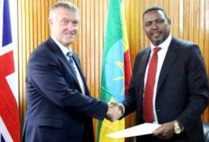 UK appoints new Ambassador to Ethiopia