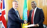 UK appoints new Ambassador to Ethiopia