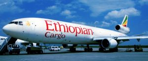 Ethiopian Airlines wins two continental awards