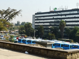 Report forecasts record high telecom investment in Africa