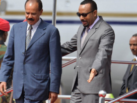 Ethiopian, Eritrean leaders set to sign detail deal