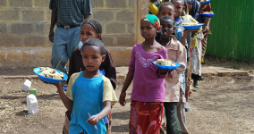 Ethiopia's nutrition, health program secures 30 vehicles