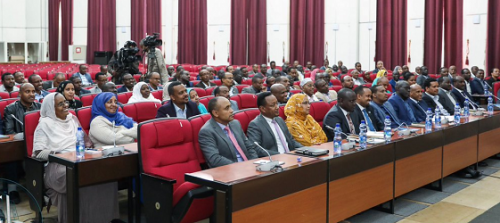 Ethiopia PM confers with affiliate political party leaders