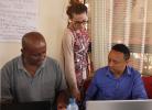U.S. CDC trains Ethiopian health workers