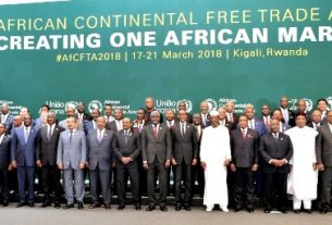 Ethiopia passes continental free trade deal