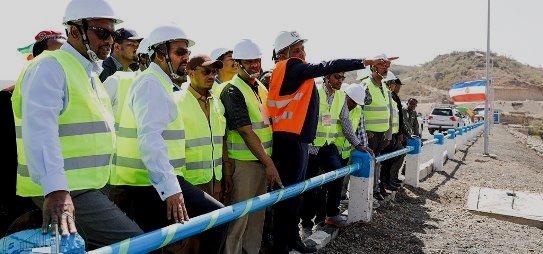 Ethiopian PM inaugurates irrigation dam