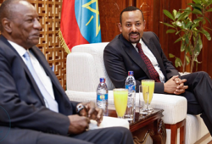Ethiopia, Guinea to form ministerial commission