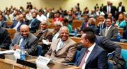 Ethiopia PM confers with opposition leaders