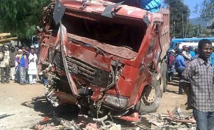 Seven people die in Ethiopia car accident